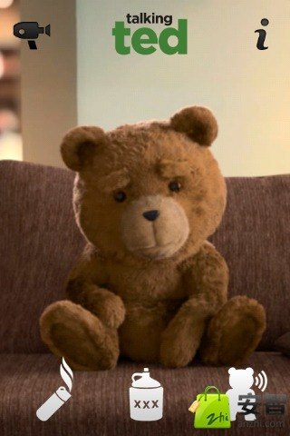 Talking Teddy Bear on the App Store - iTunes - Everything you need to be entertained. - Apple