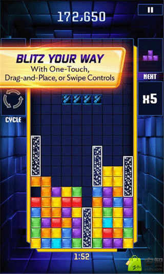 Tetris® Blitz on the App Store - iTunes - Apple